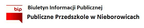 BIP - Publiczne Przedszkole w Nieborowicach